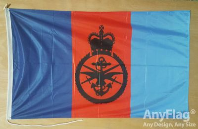 - BRITISH ARMED FORCES  JOINT SERVICES ANYFLAG RANGE - VARIOUS SIZES